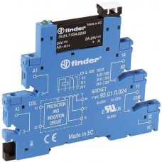 Relay Interface Module. 38 Series, 38.31 & 38.41 Single SSR Output