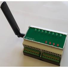 DIN Rail IOT Gateway Module