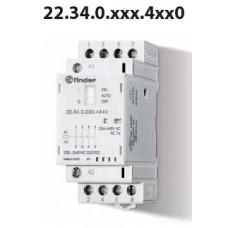 Modular Contactor 22 Series, 22.34.0024.4320