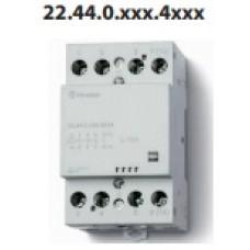 Modular Contactor 22 Series, 22.44.0024.4310