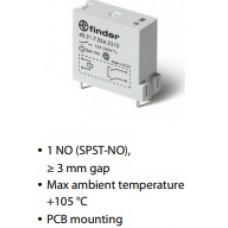 Relay, Miniature, 45 Series,45.31.7. PCB