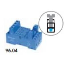 Relay Socket, 96.04 General Purpose & Timers