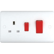 Cooker Control Unit, ST1345,ST1346, wall fitting
