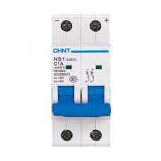 Miniature Circuit Breakers (Solar type MCB's) NB1-63DC Series