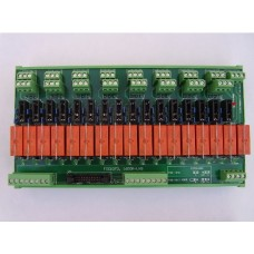 16 Channel Relay Module (Including Fuse Alarm)
