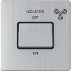 Isolator Switch, SLM1111, wall fitting
