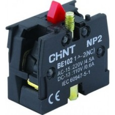 Contact Unit, NC, NP2-BE102, CHINT
