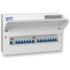 Consumer Unit ,Edition 18, NX3-14RA-100A, NX3 16RA-100A & NX3-18RA-100A
