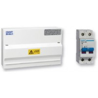 Consumer Unit Edn.18 -NX3-8MS-SPD1/2 Part Self Assembly Metal Enclosed Units with Type 1+2 SPD & 100A DP Incomer