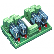 Relay Module DPCO 5A-240Vac with LED indication